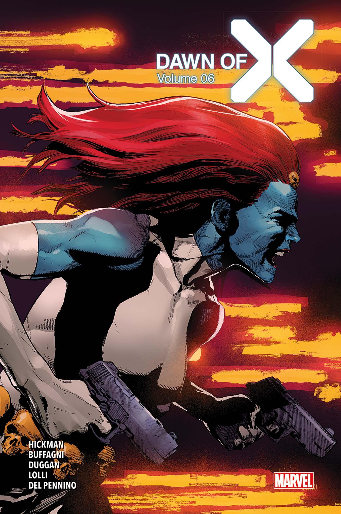 X-Men : Dawn of X 6 Édition collector (VF)