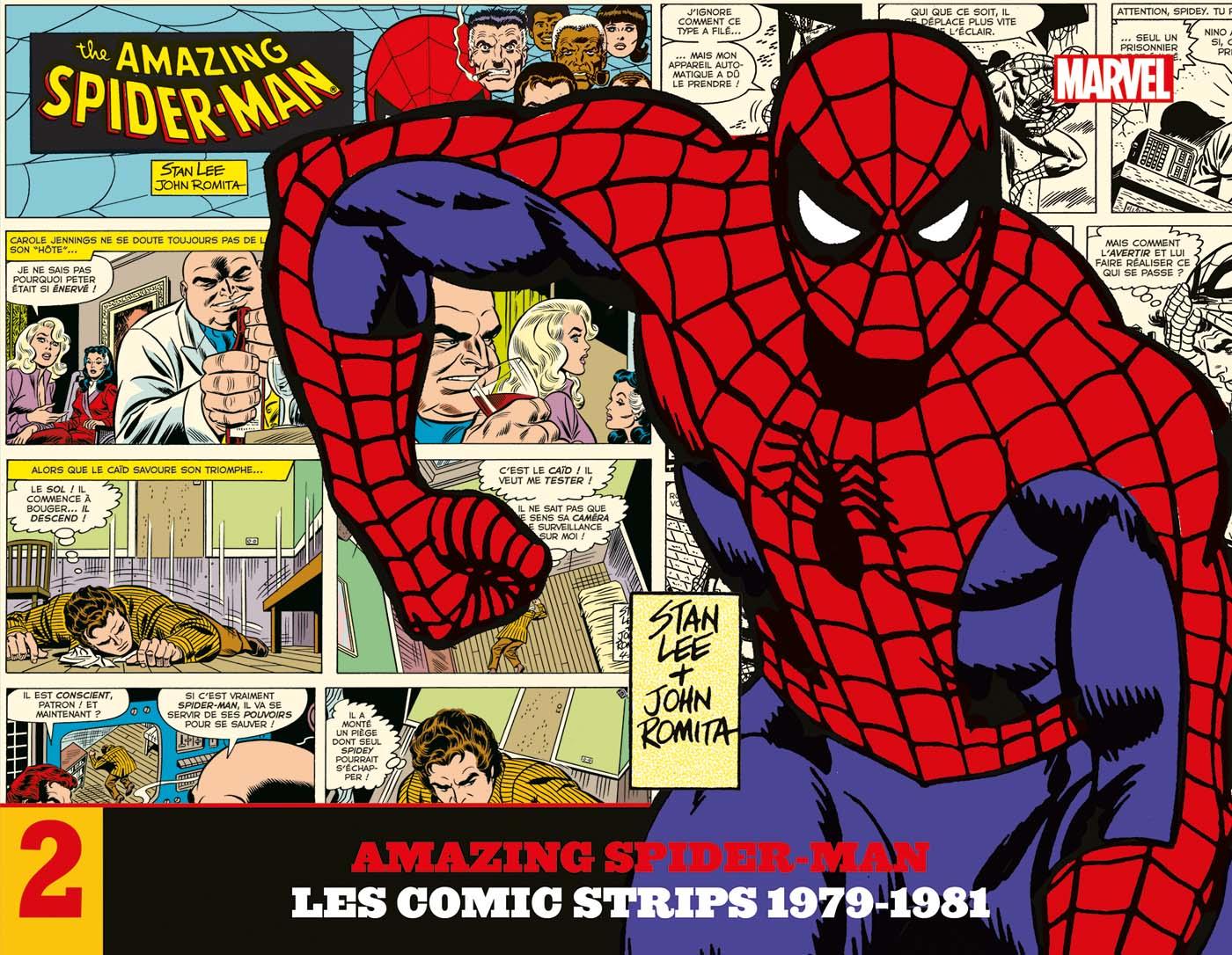 Amazing Spider-Man: Les comic strips 1979 -1981 (VF)