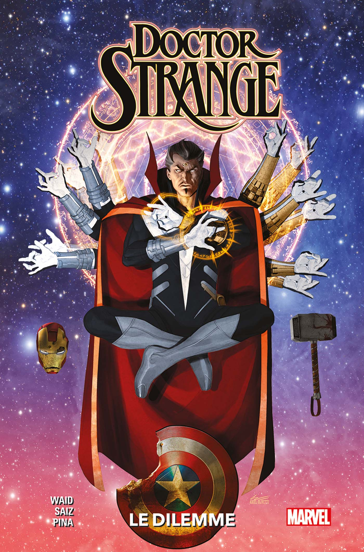 Dr Strange Tome 4 (VF)