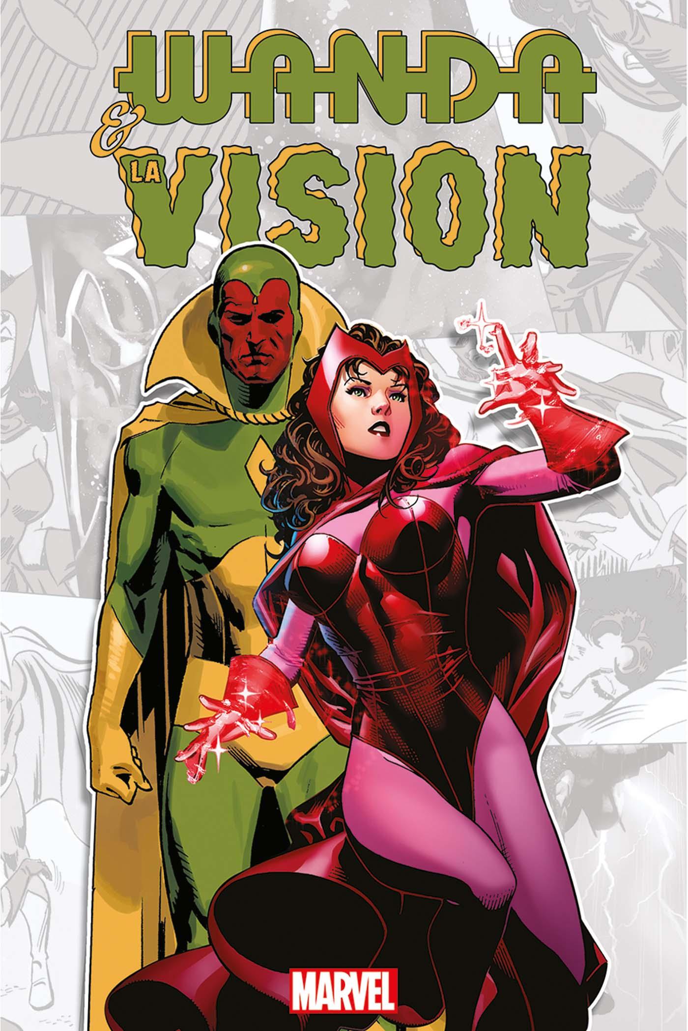 Marvel-Verse : Wanda Vision (VF)