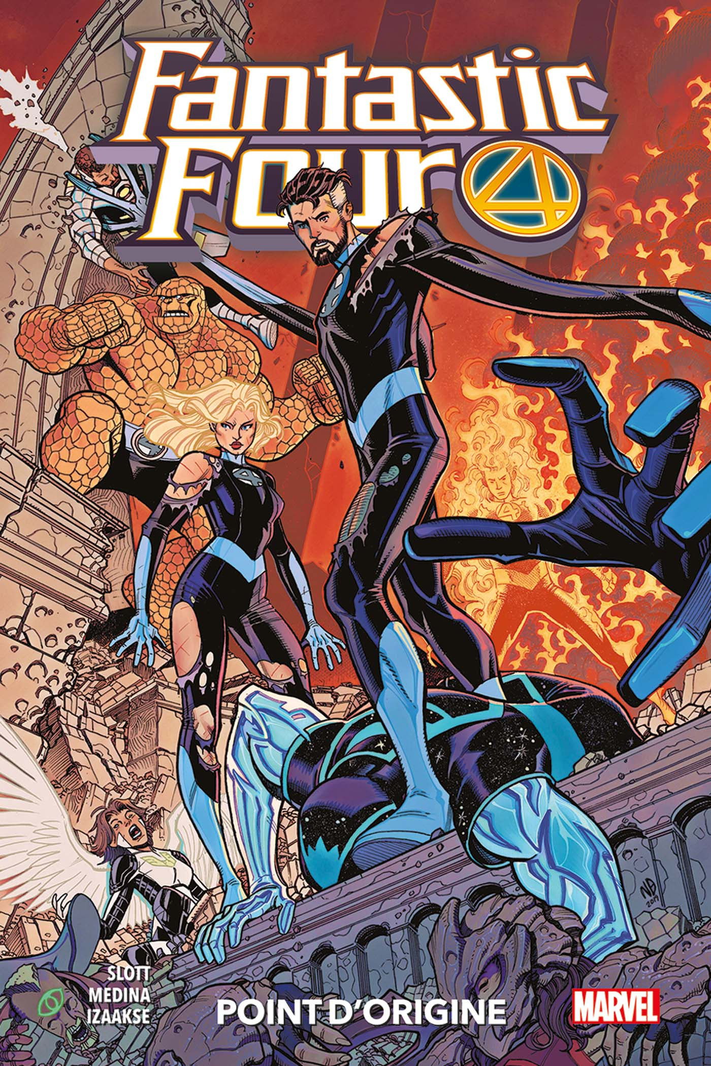 Fantastic Four Tome 5 (VF)