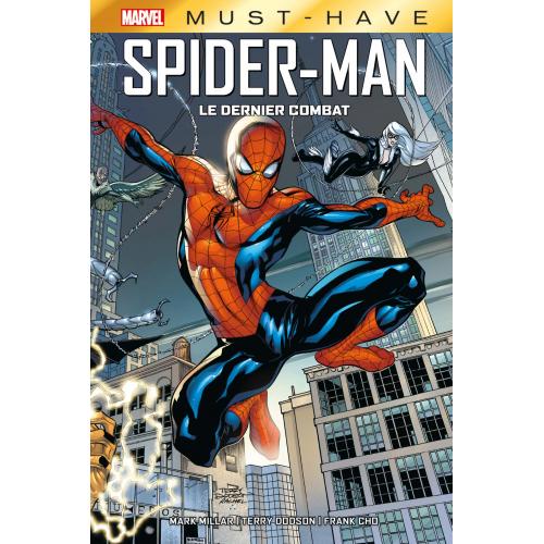 Marvel Knights Spider-Man Le dernier combat (VF)