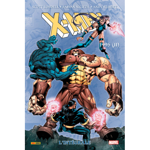X Men Intégrale Tome 42 1995 (VF)