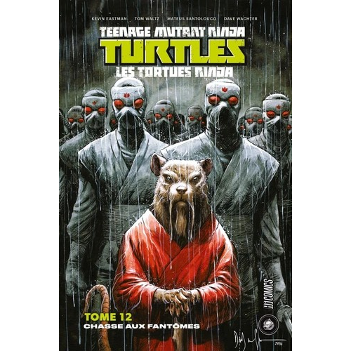 TMNT Tortues Ninja - Tome 12 (VF)