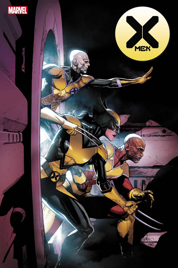 X-MEN 17 (VO) Jonathan Hickman - Brett Booth