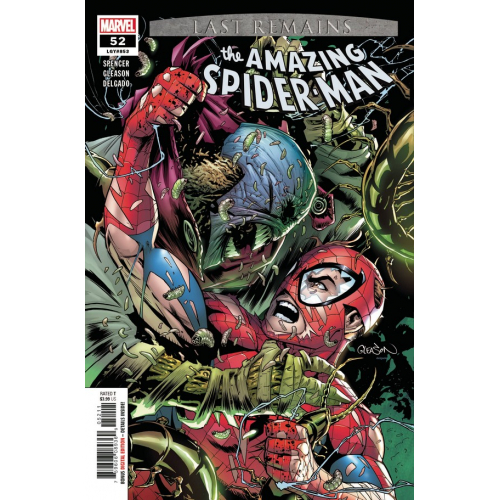 AMAZING SPIDER-MAN 52 (VO)