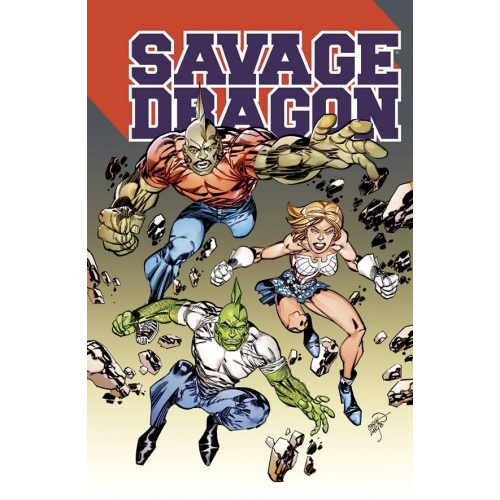 SAVAGE DRAGON CHANGES TP (VO)