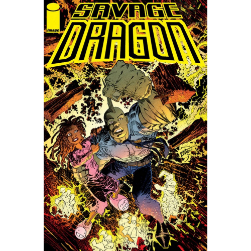 SAVAGE DRAGON WARFARE TP (VO)