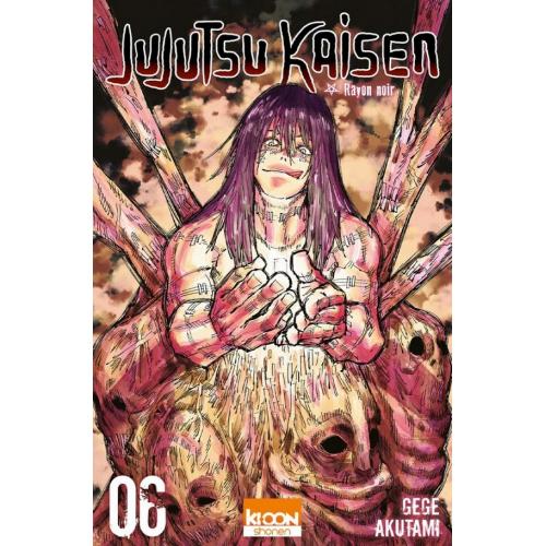 Jujutsu Kaisen Tome 6 (VF)