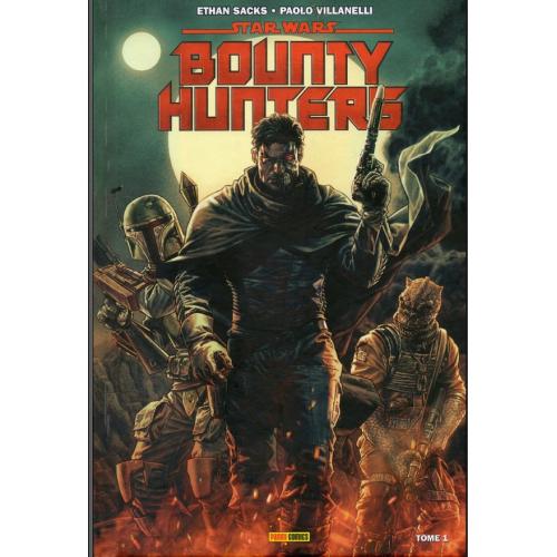 Star Wars - Bounty Hunter Tome 1 (VF)