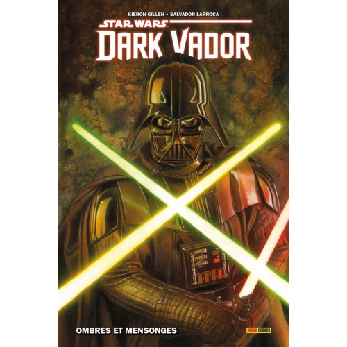 Star Wars - Dark Vador Tome 1 (VF)