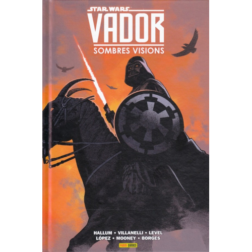 Star Wars - Vador : Sombres Visions (VF)