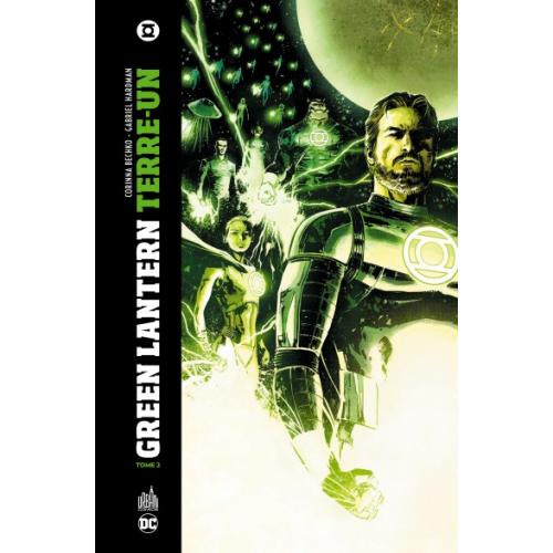 Green Lantern Terre-Un Tome 2 (VF)