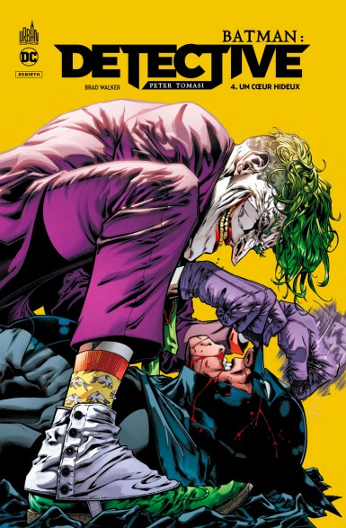 Batman : Detective Tome 4 (VF)