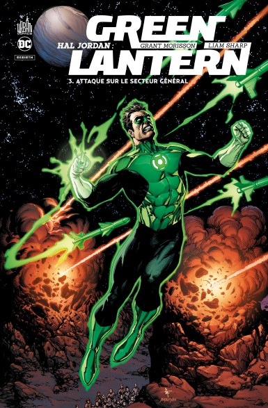 Hal Jordan : Green Lantern Tome 3 (VF)