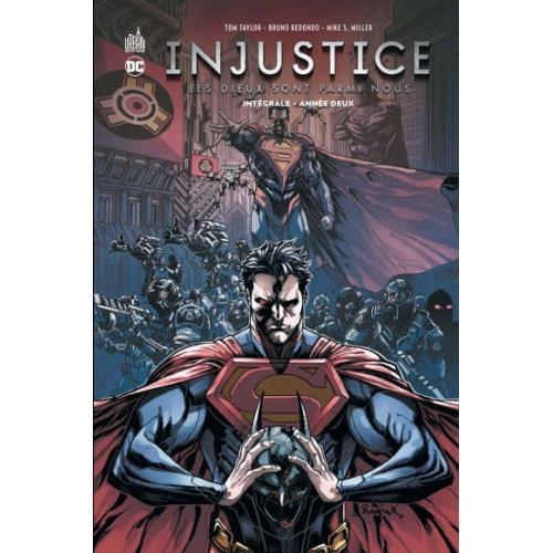 Injustice Année Deux Intégrale Tome 2 (VF)