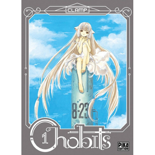 Chobits Tome 1 Edition 20 ans (VF)