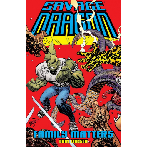 SAVAGE DRAGON FAMILY MATTERS TP (VO)