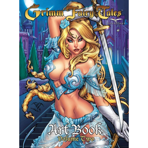 GRIMM FAIRY TALES COVER ART HC VOL 02 (VO)