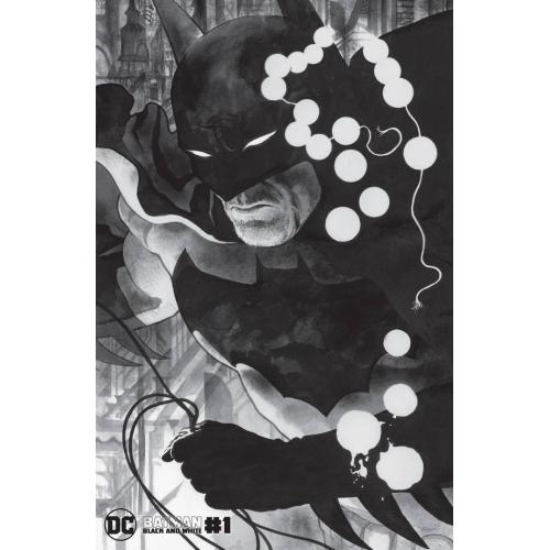 BATMAN BLACK AND WHITE 1 (OF 6) VARIANT B (VO)