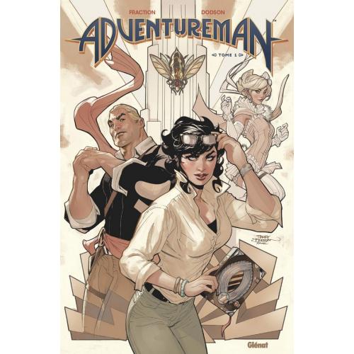 Adventureman (VF)