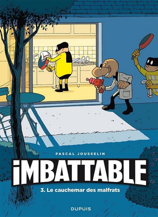 Imbattable tome 3