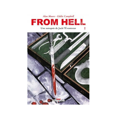 From Hell Tome 1 -Édition couleur (VF)