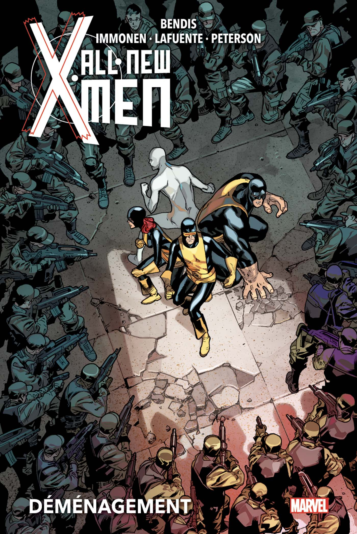 All-new X-Men Tome 2 (Marvel Now!) (VF)