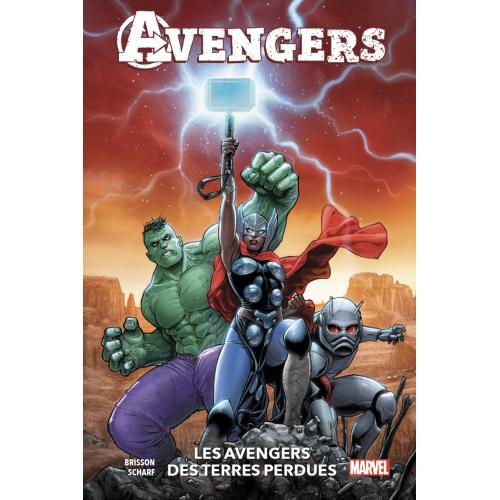 Avengers des terres perdues (VF)