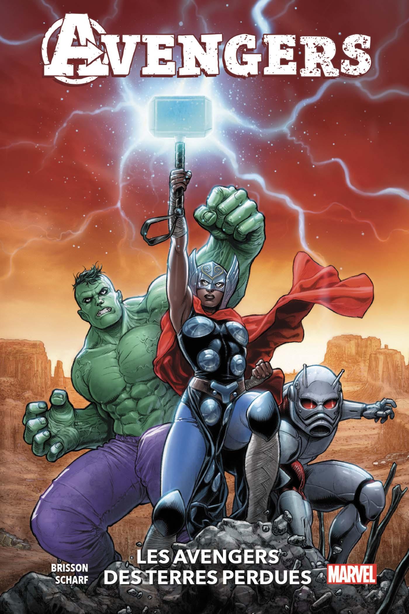 Avengers of the Wasteland (VF)