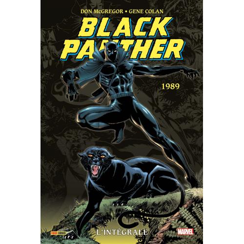 Black Panther : L'intégrale 1989 (VF)
