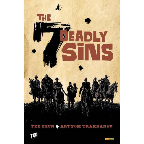The seven Deadly Sins (VF)