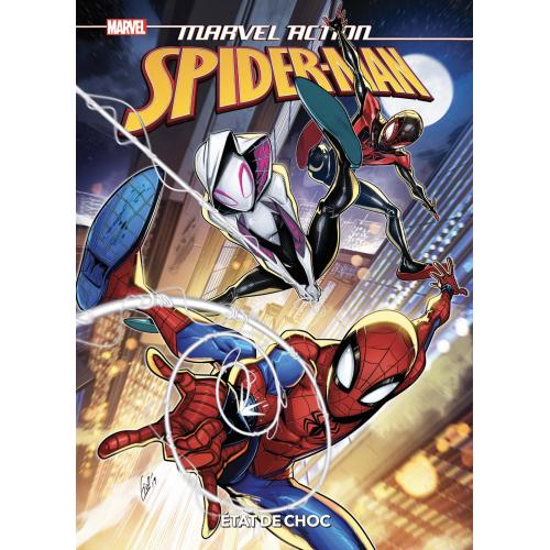 Marvel Action -Spider-Man Tome 5 : ETAT DE CHOC (VF)