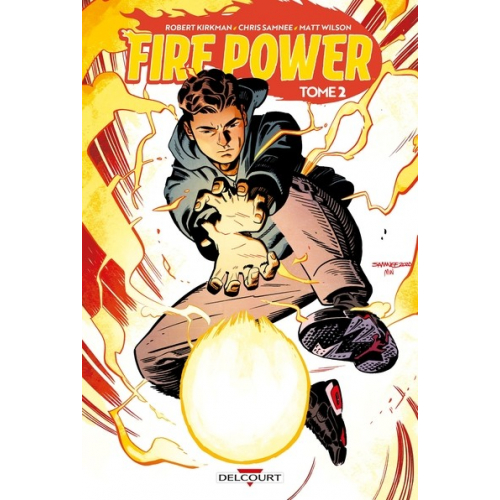 FIRE POWER TOME 2 (VF)