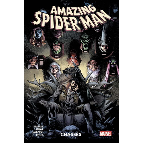 AMAZING SPIDER-MAN TOME 4 : CHASSÉS (VF)