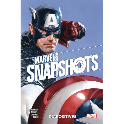 MARVELS SNAPSHOTS TOME 1 : DIAPOSITIVES (VF)