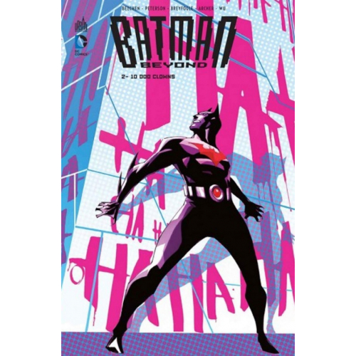 Batman Beyond Tome 2 (VF)