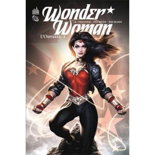 Wonder Woman : L'odyssée Tome 1 (VF)