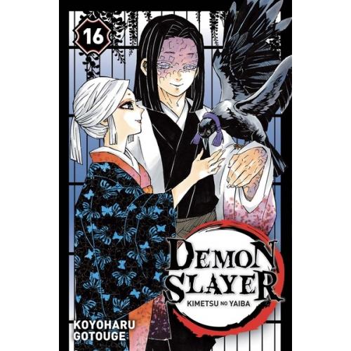 Demon Slayer Tome 16 (VF)