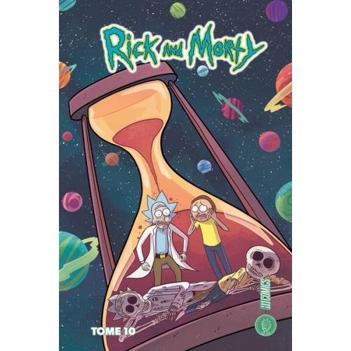 Rick & Morty Tome 10 (VF)