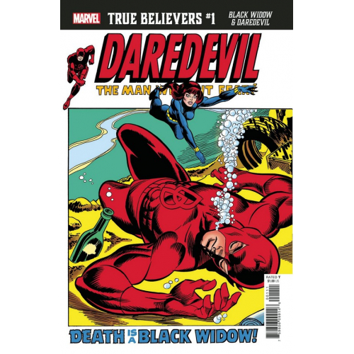 BLACK WIDOW & DAREDEVIL 1 (VO)