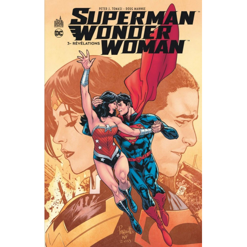 Superman & Wonder Woman Tome 3 (VF)