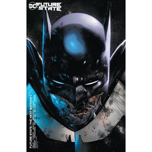 FUTURE STATE THE NEXT BATMAN 1 (OF 4) CVR B OLIVIER COIPEL CARD STOCK VAR (VO)