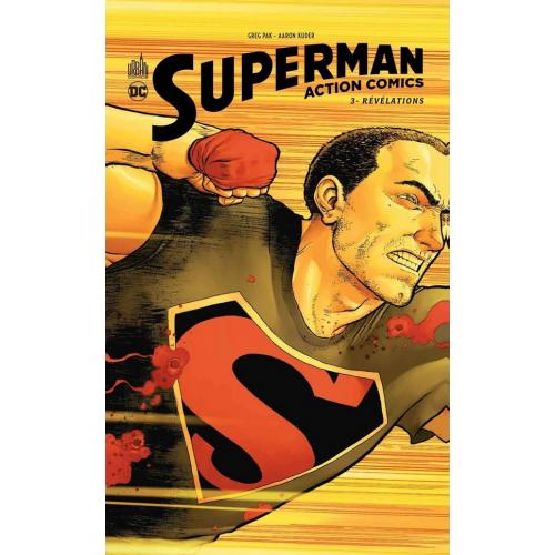 Superman Action Comics Tome 3 (VF)
