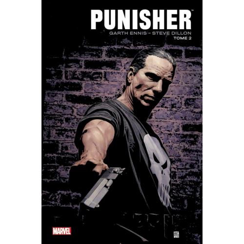 The Punisher par Ennis et Dillon Tome 2 (VF)