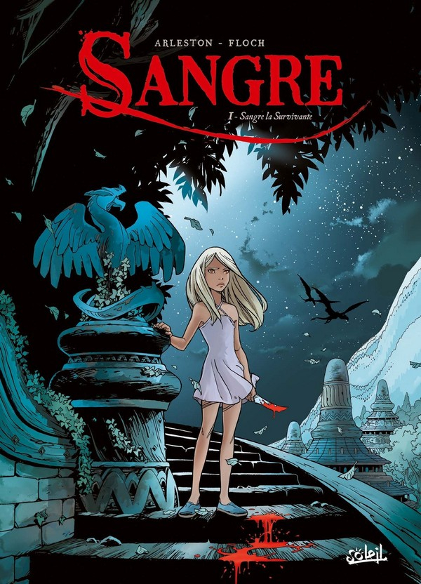 Sangre Tome 1 (VF)