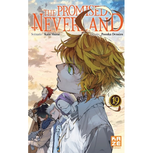 The promised Neverland Tome 19 (VF)