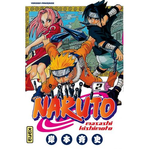 NARUTO TOME 2 (VF)