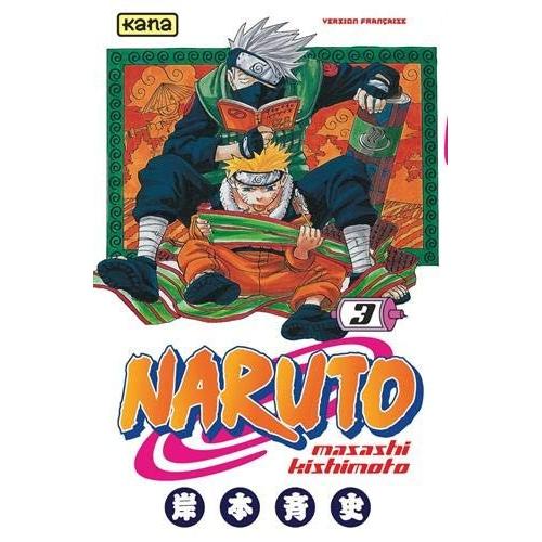 NARUTO TOME 3 (VF)