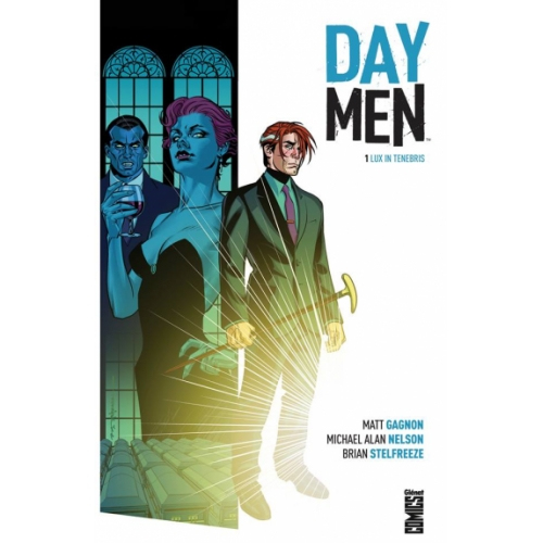 Day Men – Tome 1 (VF)